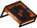 BecoBall – Orange & Black