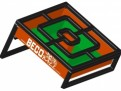 BecoBall – Orange & Green