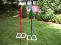 My Pole-ish Horseshoes