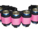 Beer Belt  Pink