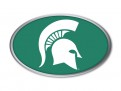 Michigan State Auto Emblem