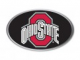 Ohio State Auto Emblem