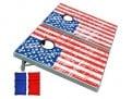 GoPong American Flag Cornhole Boards