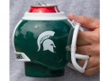 Michigan State Helmet Mug