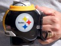 Pittsburgh Steelers Helmet Mug