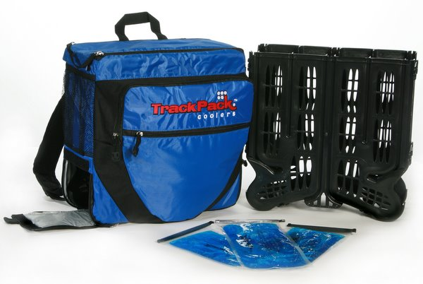 TrackPack Cooler Blue