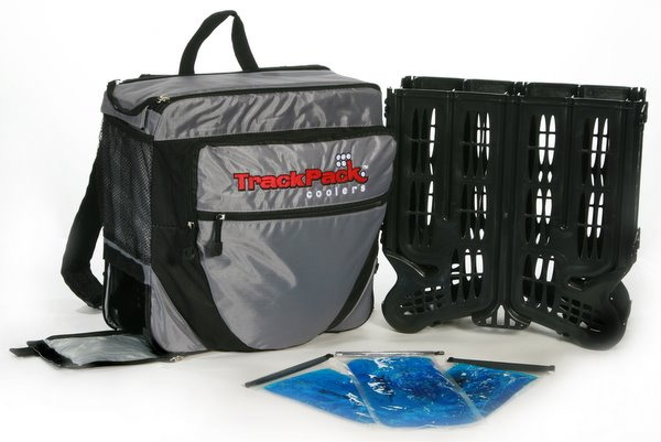 TrackPack Cooler Grey