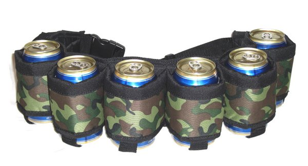 Beer Belt Camo colors