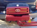 San Francisco 49ers Tailgating Grill