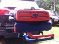 Florida Gators Tailgating Grill