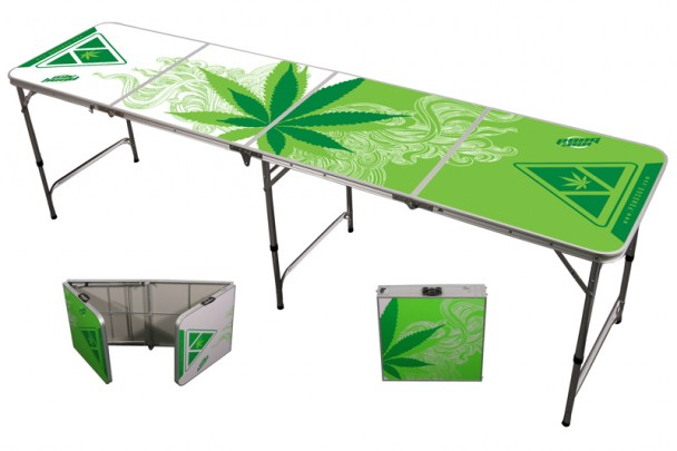 Pong 360 Greens Beer Pong Table