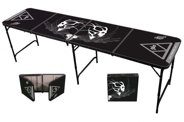 Pong 360 Nightmare Beer Pong Table