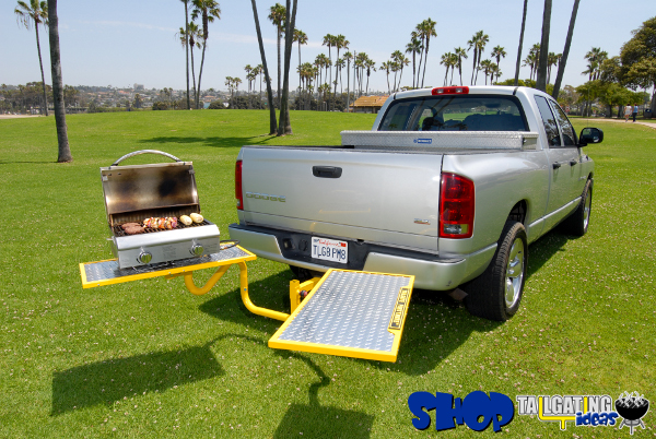Tailgate PartyMate Tailgating Tables