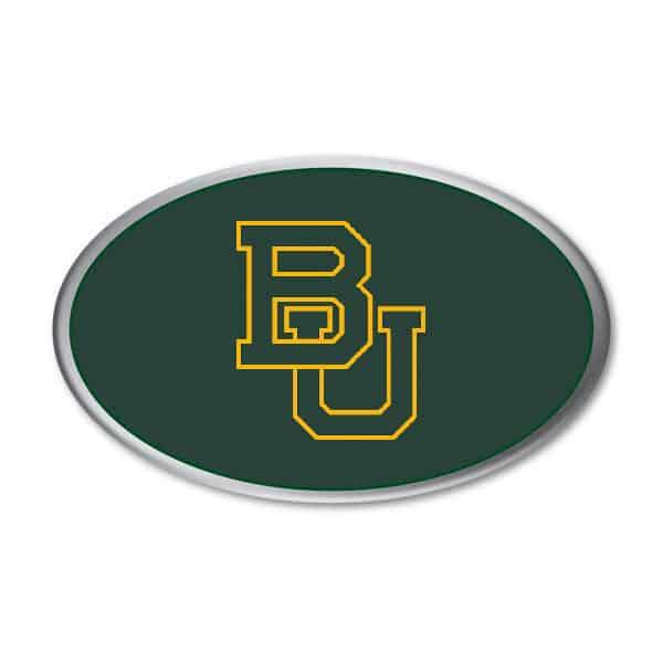 Baylor auto emblem