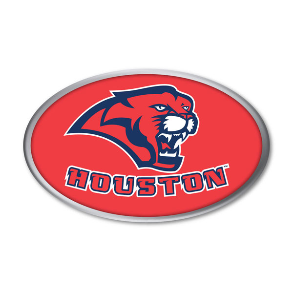 Houston Cougars Auto Emblem