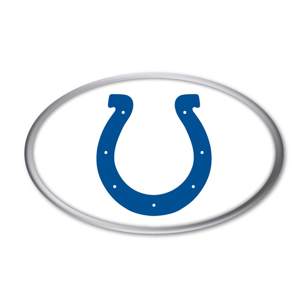 Indianapolis Colts Auto Emblem