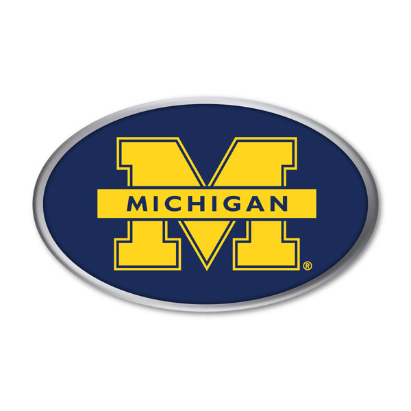 Michigan Auto Emblem
