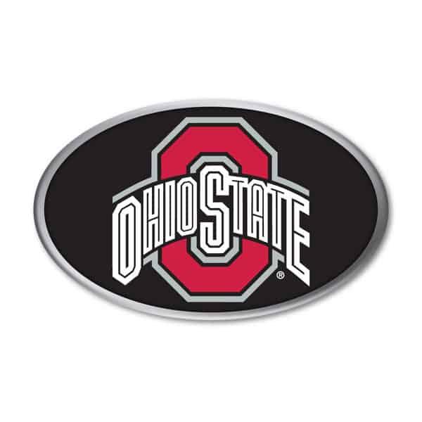 Ohio State Auto Emblem