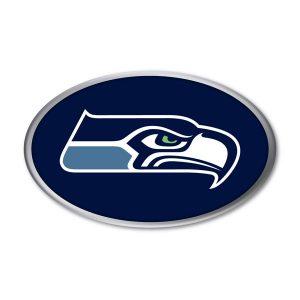 Seattle Seahawks Auto Emblem