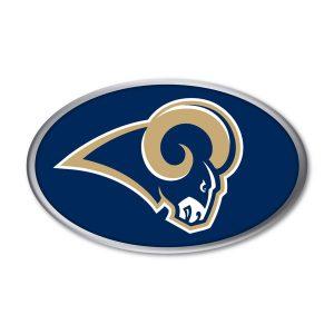 St Louis Rams Auto Emblem
