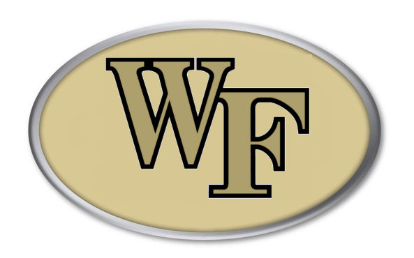 Wake Forest Auto Emblem
