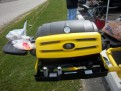 Columbus Crew Tailgating Grill