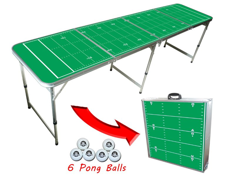GoPong 8 foot Football Features