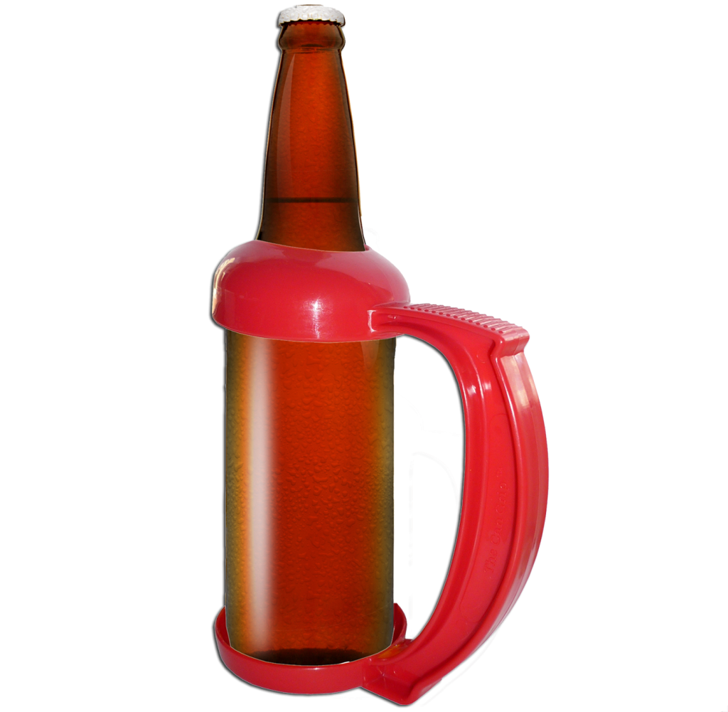 Bottle Grip red