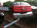 Georgia Tailgating Grill