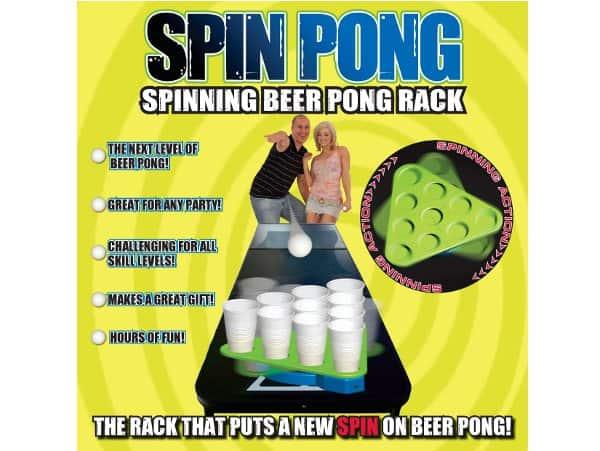 Spin Pong Box