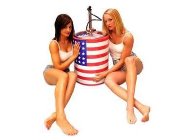 Kegster Girls