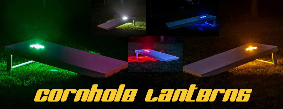 Cornhole Lantern Featured Slider