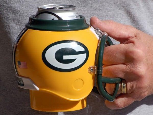 Green Bay Packers FanMug thumb