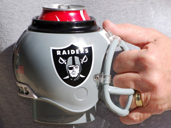 Oakland Raiders FanMug Thumb