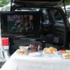 Tailgate TV Stand