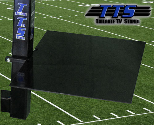 Tailgate TV Stand accessory shelf
