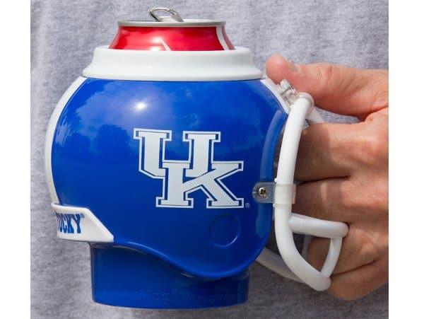 Kentucky Wildcats Helmet Mug