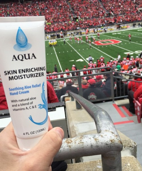 Lotion_Flask_Ohio_State_Football_Game