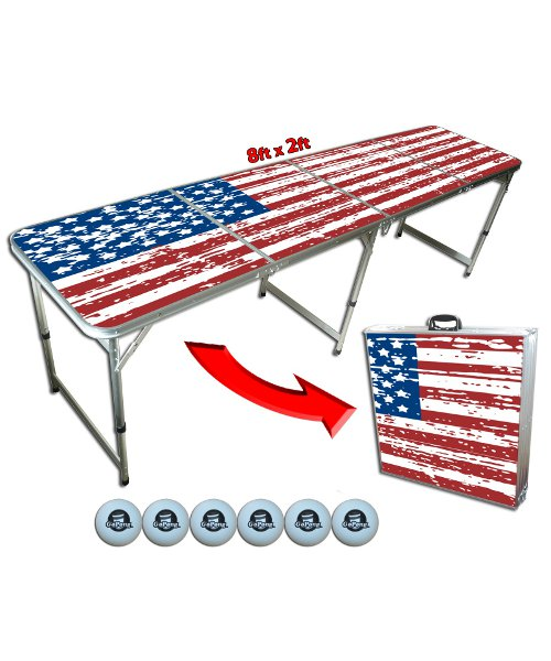 GoPong_America_8_Foot_Beer_Pong_Table