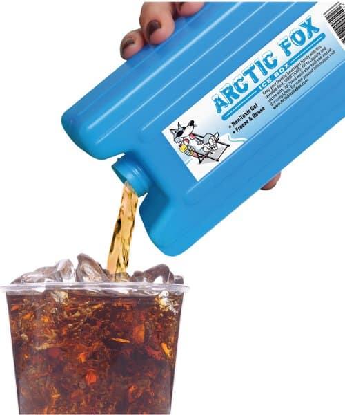 IcePackFlask_Pour