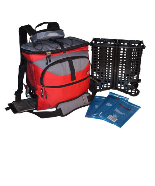 Red TrackPack