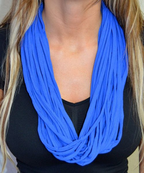 Sipping_Scarf_Royal_Blue
