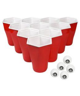 Hexa Cups Beer Pong Cups