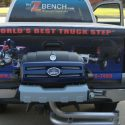 Dallas Cowboys custom tailgating grill