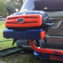 Florida Gators custom tailgating grill