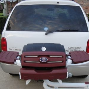 Texas A&M custom tailgating grill