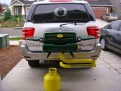 Oregon Ducks Tailgate Grill