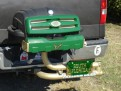 South Florida Tailgating Grill