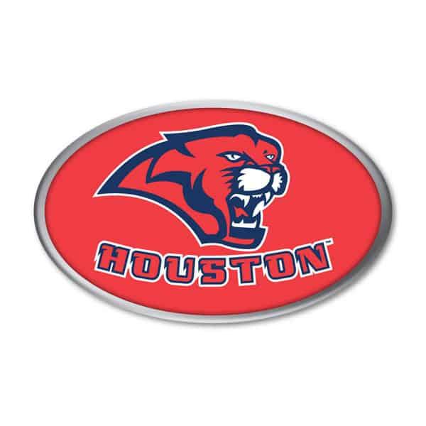 Houston Cougars Auto Emblem