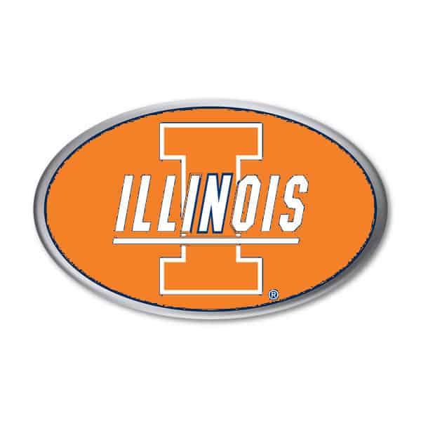 Illinois Auto Emblem